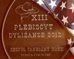 """Plebiscyt Dyliżanse 2012 """"Zespół Taneczny Roku"""" ::"""